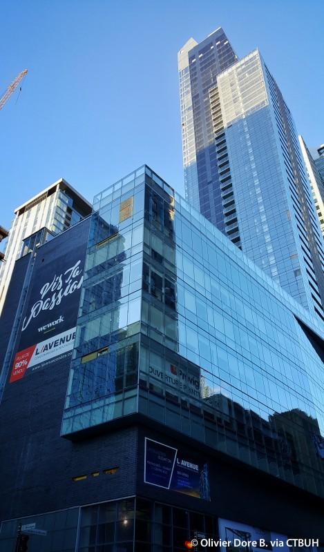 L Avenue The Skyscraper Center