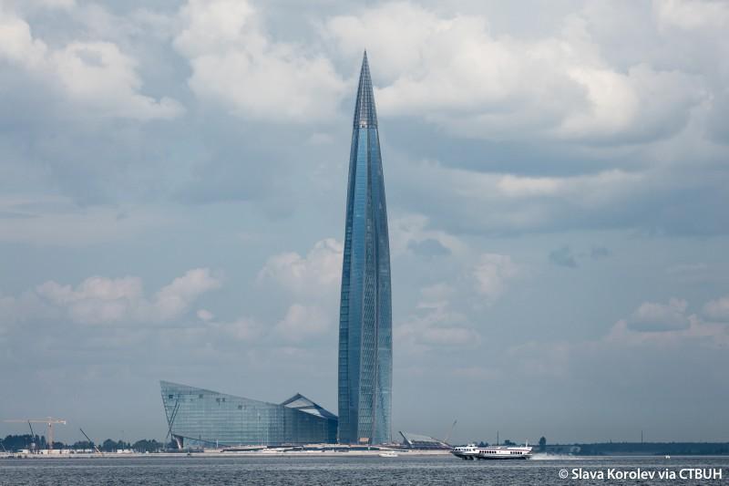 Lakhta Center The Skyscraper Center