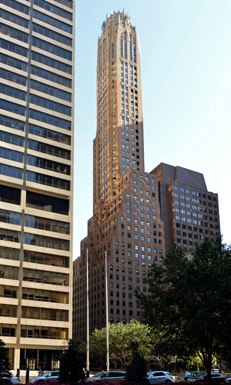 570 Lexington Avenue The Skyscraper Center
