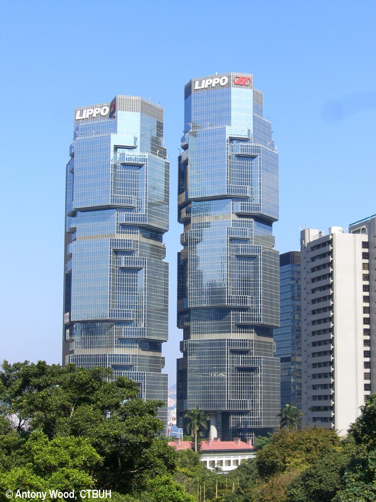 Lippo Tower The Skyscraper Center