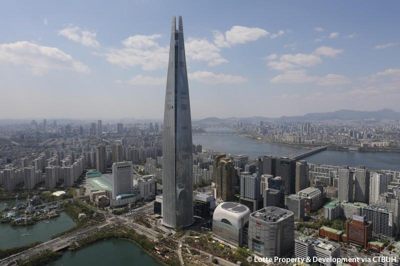 Lotte World Map Pdf. Lotte World Tower Download PDF  The Skyscraper Center