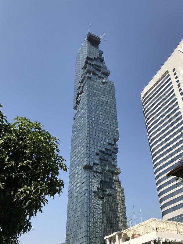 King Power Mahanakhon The Skyscraper Center