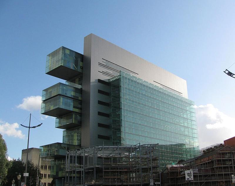 Manchester Civil Justice Centre - The Skyscraper Center