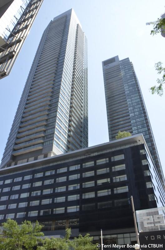 Maple Leaf Square North Tower The Skyscraper Center