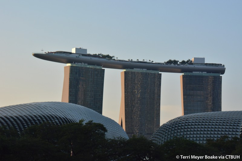 Marina Bay Sands Hotel 3 The Skyscraper Center