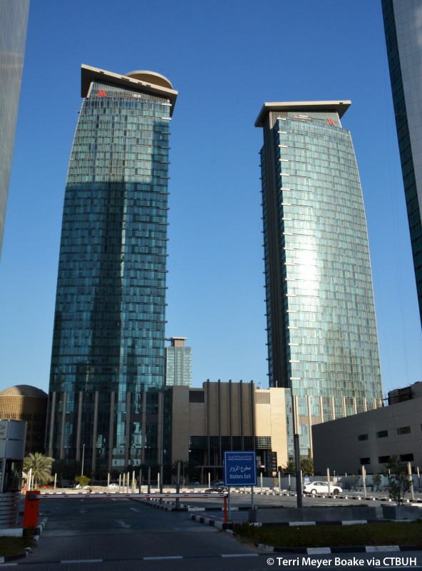 Marriott Marquis City Center Doha Hotel South Tower The