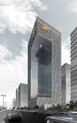 Mashreq Bank Headquarters The Skyscraper Center