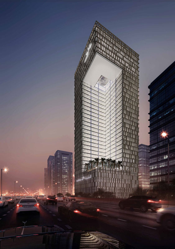 Mashreq Bank Headquarters