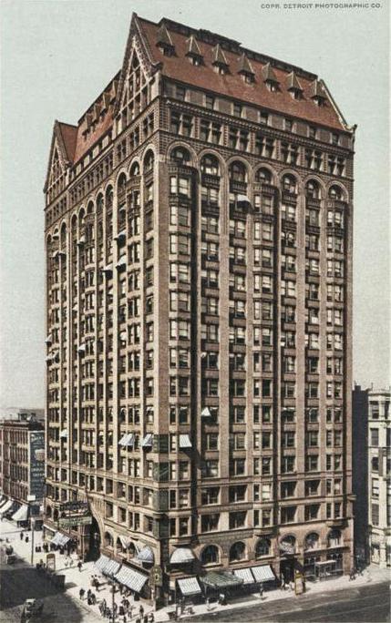 Masonic Temple - The Skyscraper Center