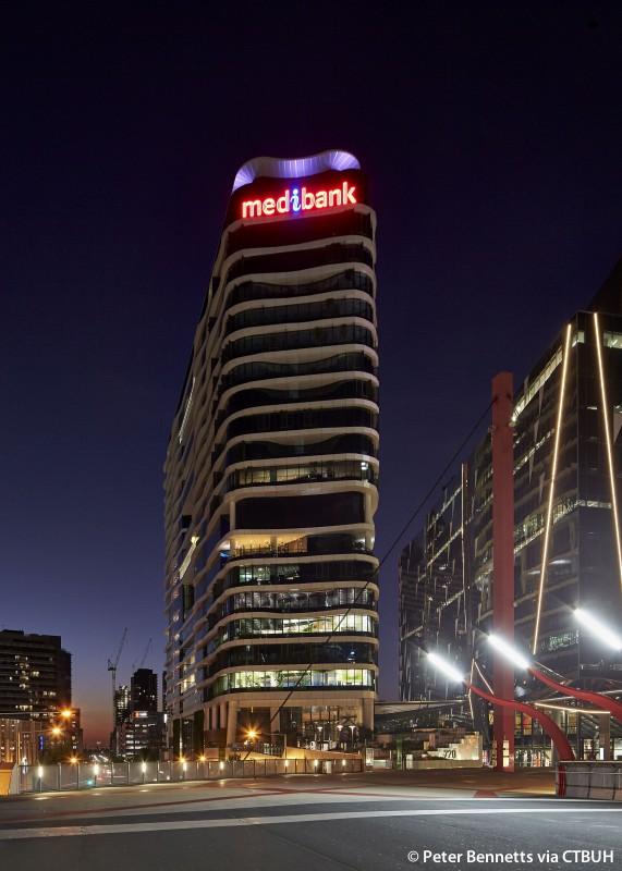 Medibank 720 Bourke St Melbourne Off Site Program