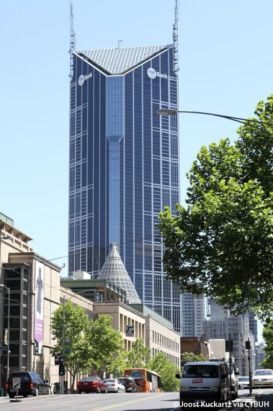 Melbourne Central - The Skyscraper Center