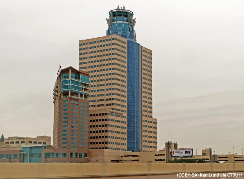Memorial Hermann Tower - The Skyscraper Center