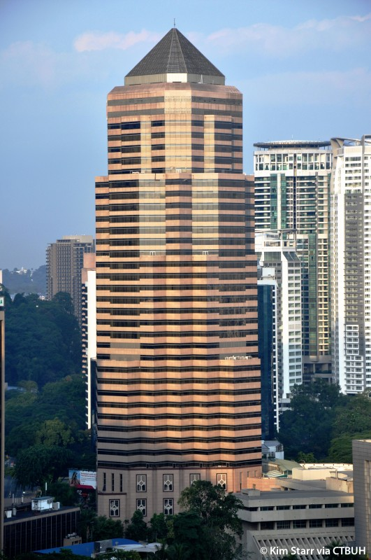 Menara Public Bank - The Skyscraper Center