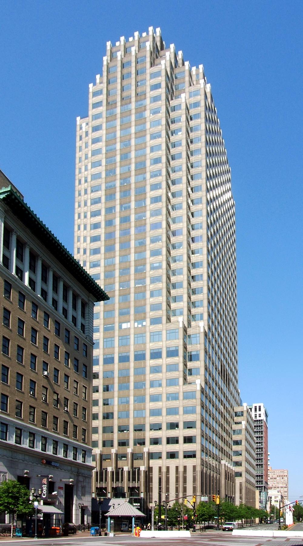 101 Hudson Street The Skyscraper Center