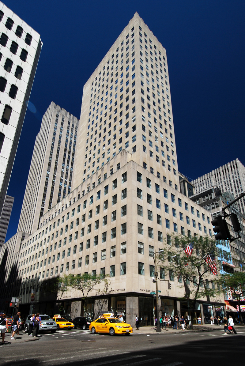 600 fifth avenue