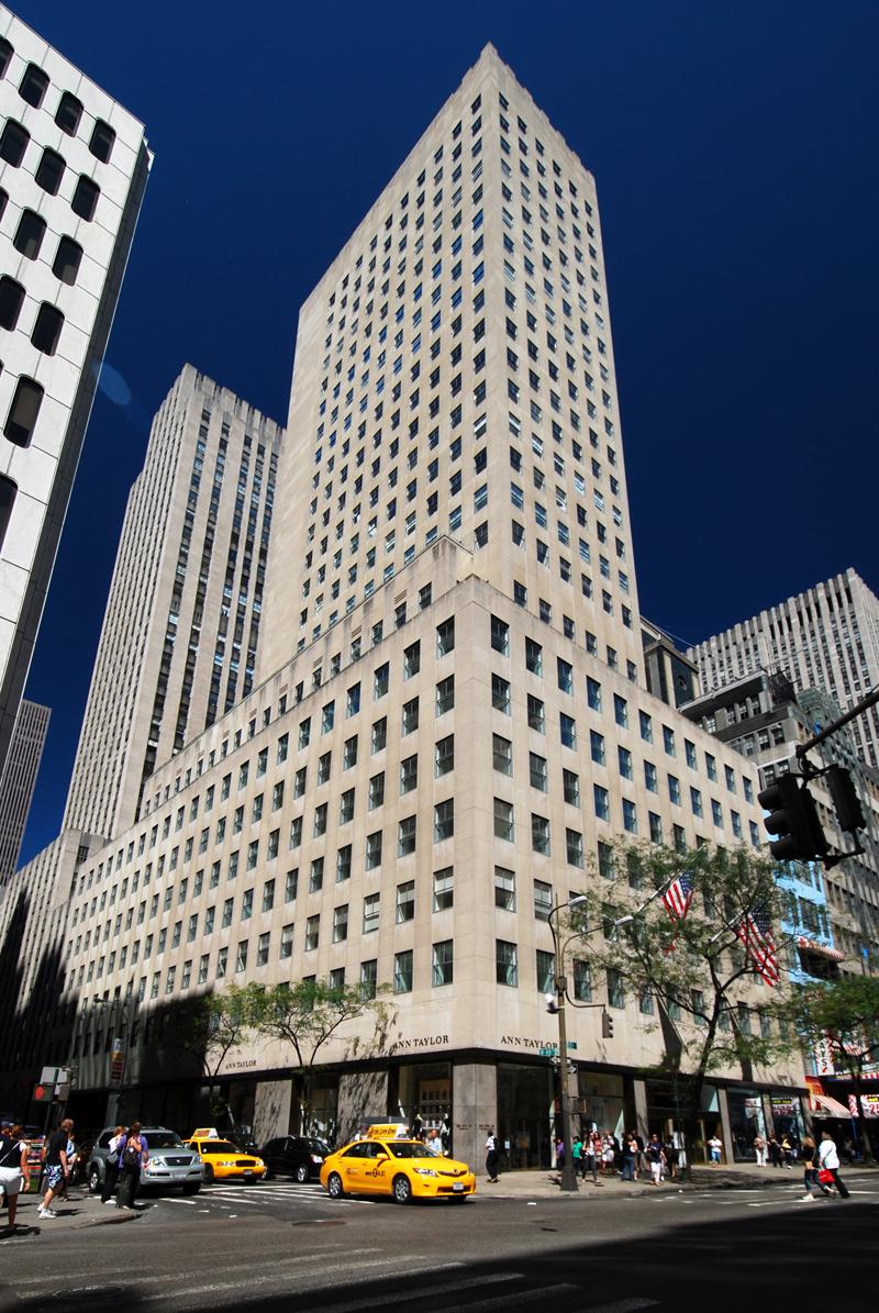 600 Fifth Avenue The Skyscraper Center