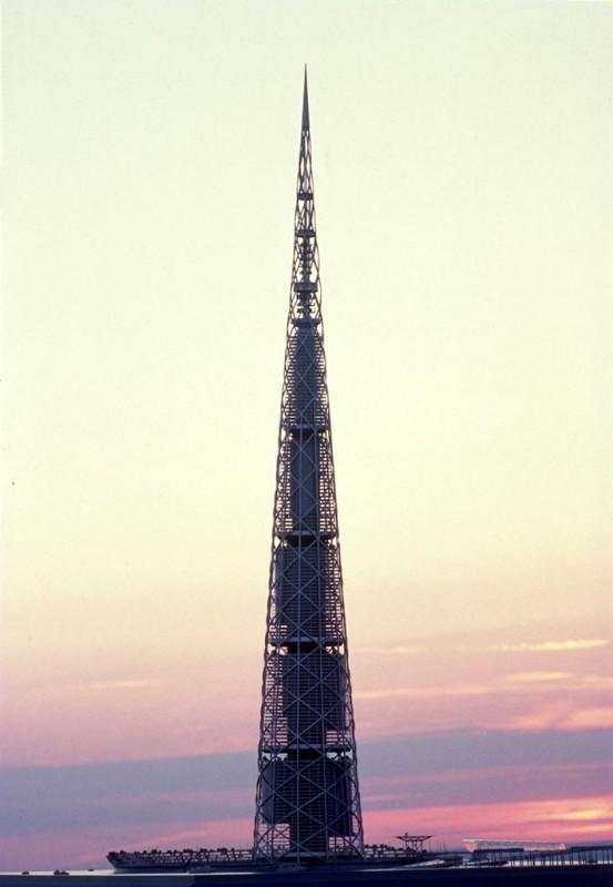Millennium tower tokyo