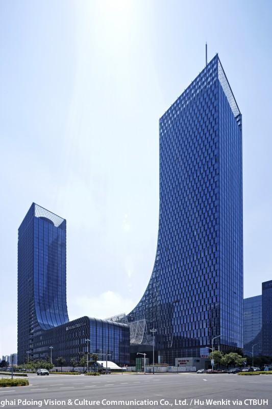 The Suzhou Modern Media Plaza 1 The Skyscraper Center
