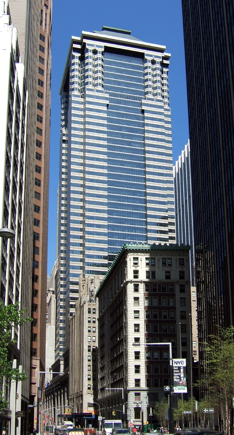 60 Wall Street The Skyscraper Center