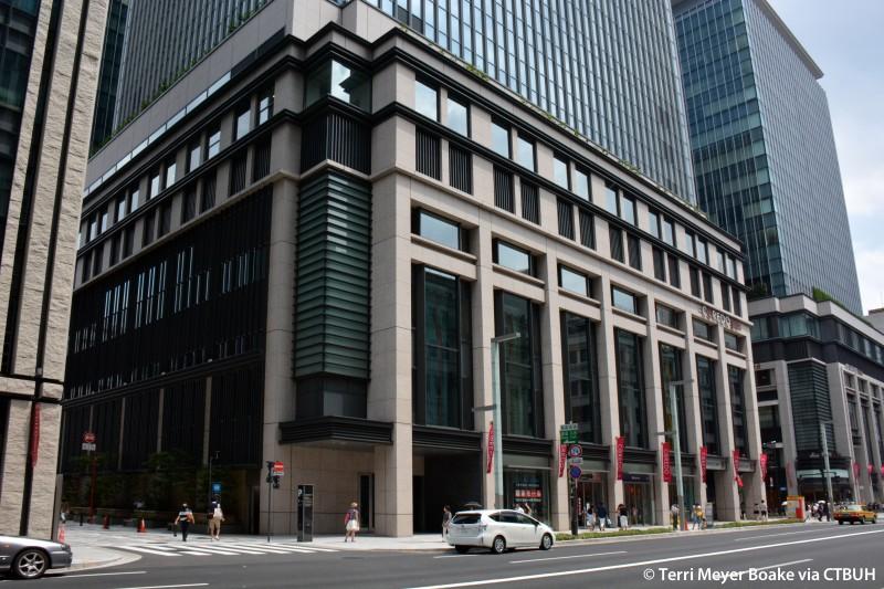 Completion Of Muromachi Higashi Mitsui Building Coredo Muromachi  Tokyo