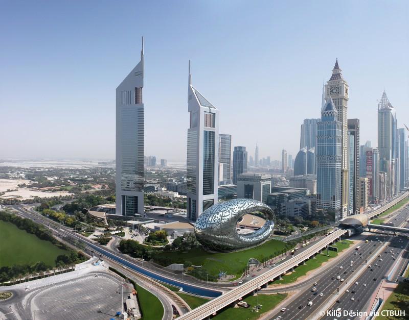 Museum of The Future - The Skyscraper Center