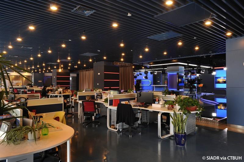 Changzhou Modern Media Center