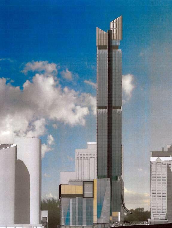 Ndg Auckland Centre The Skyscraper Center