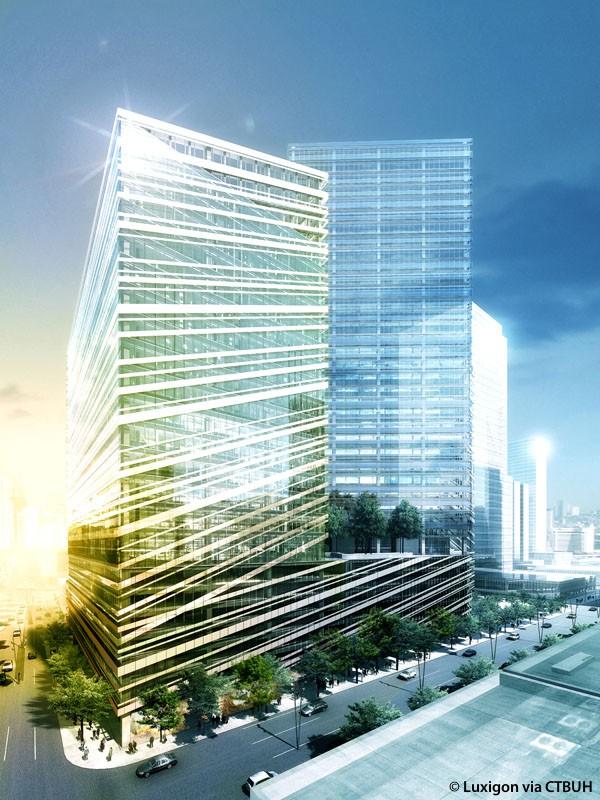 net metropolis phase 3 the skyscraper center