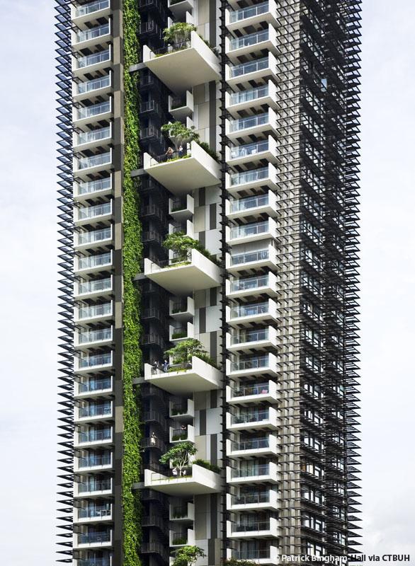 Newton Suites The Skyscraper Center