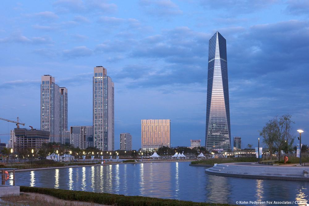 Northeast Asia Trade Tower - The Skyscraper Center