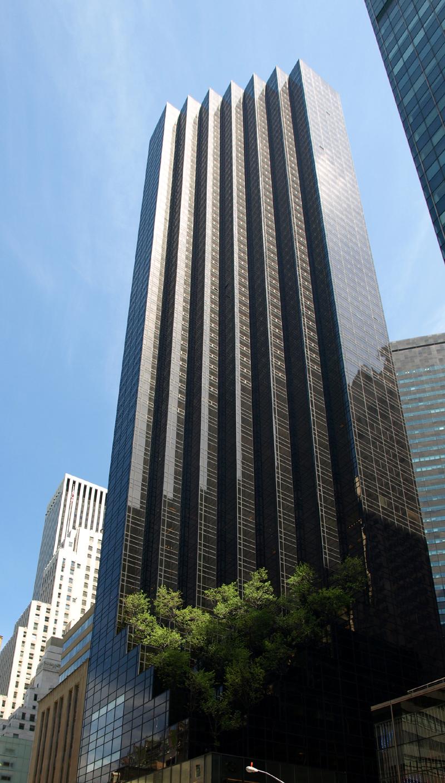 Trump Tower The Skyscraper Center