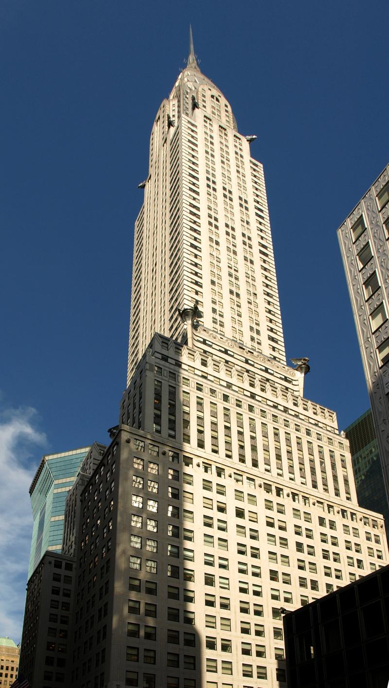 Chrysler Building The Skyscraper Center