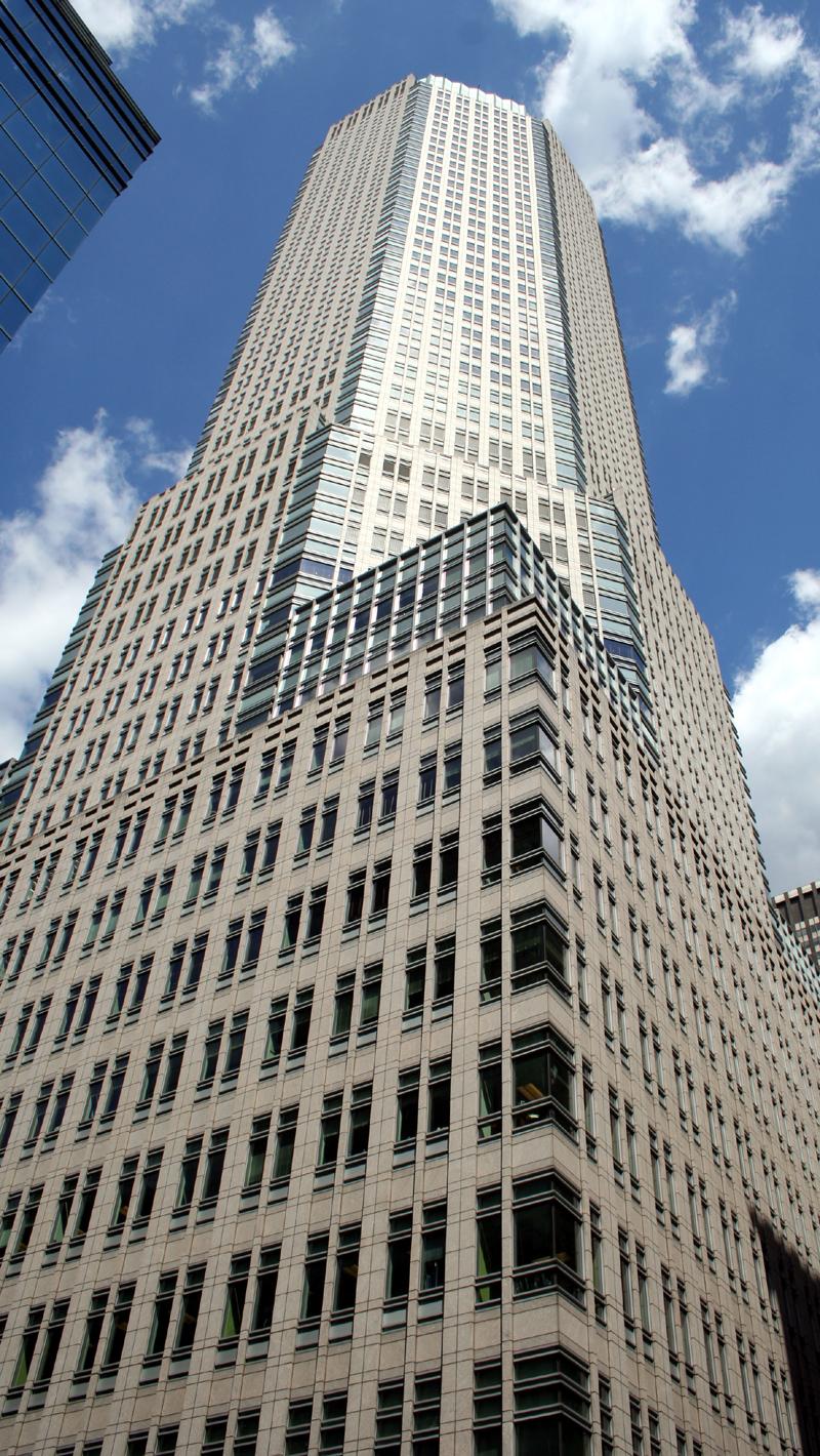 383 Madison Avenue The Skyscraper Center