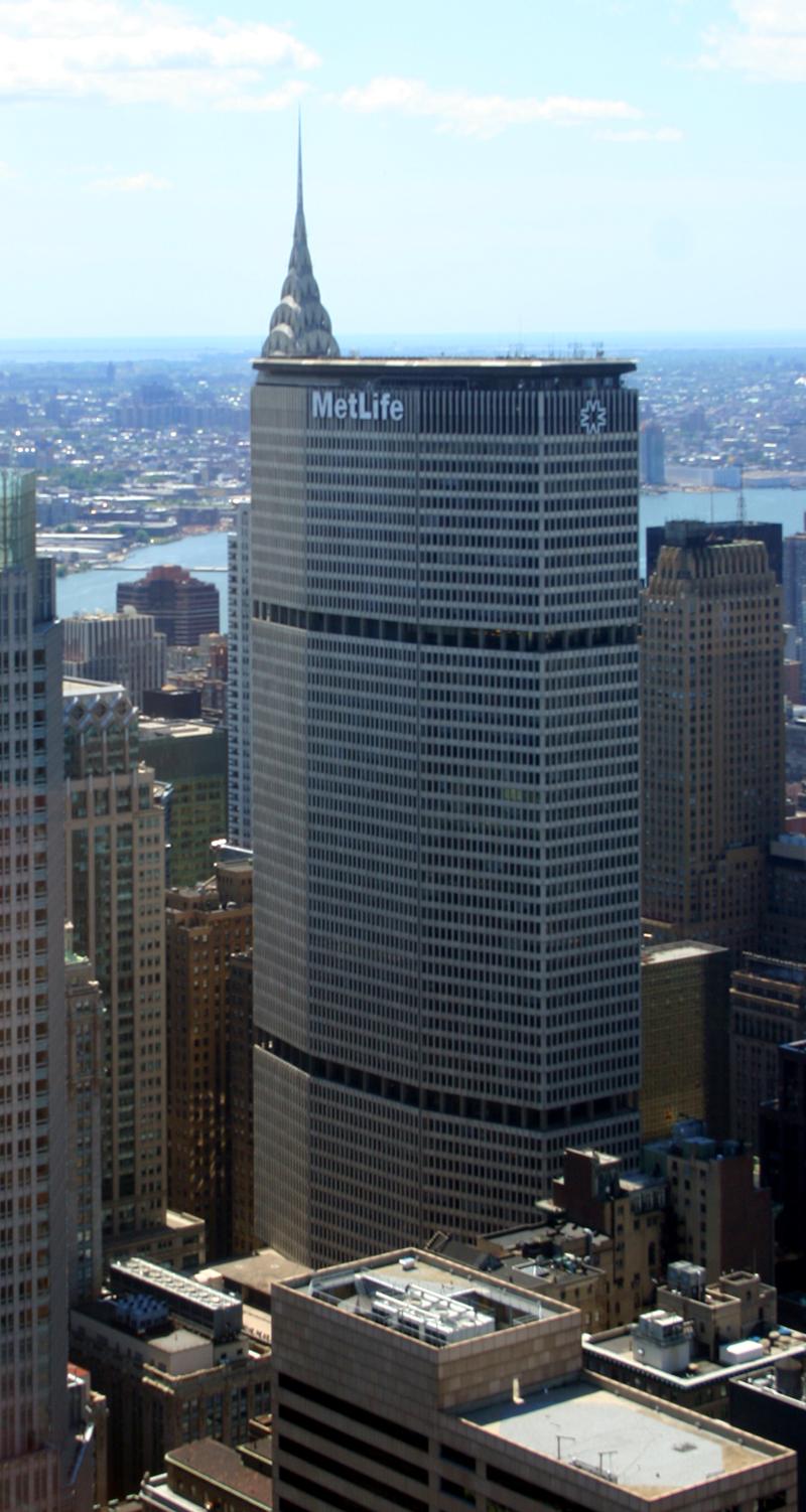 Metlife Building The Skyscraper Center
