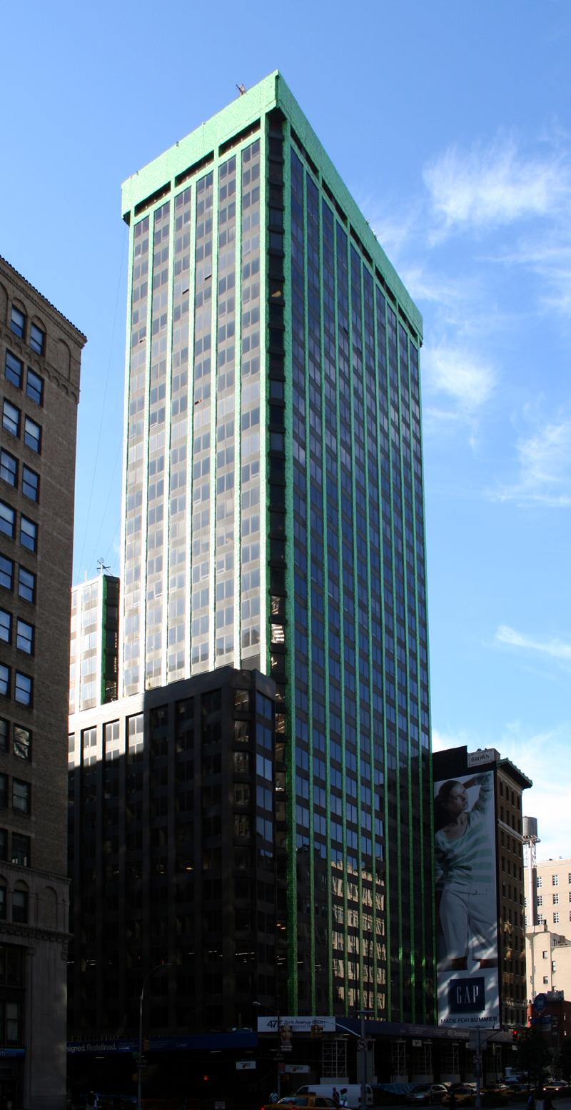 475 Park Avenue South The Skyscraper Center