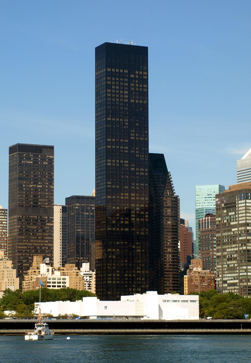 Trump world tower the skyscraper center for Trump plaza new york city