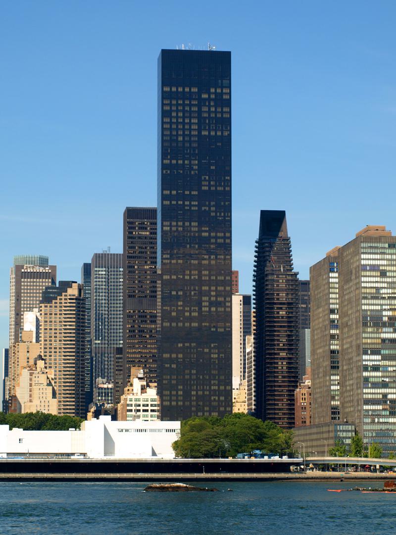 Trump World Tower The Skyscraper Center