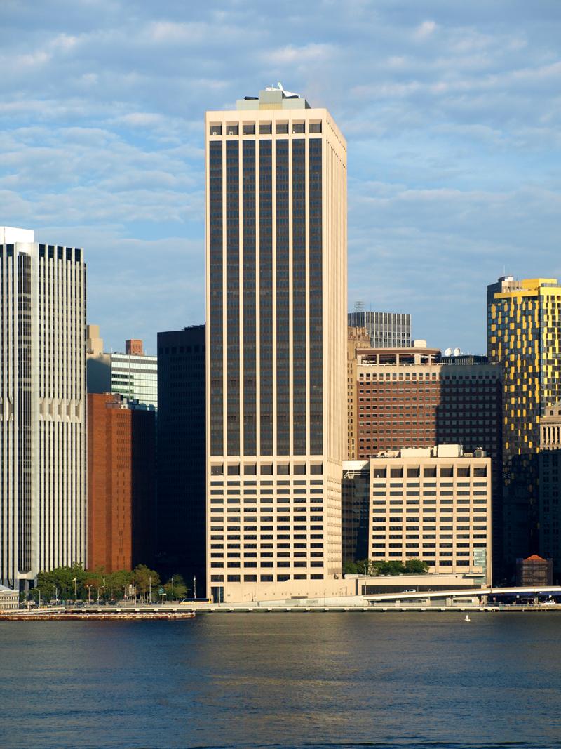 55 Water Street The Skyscraper Center