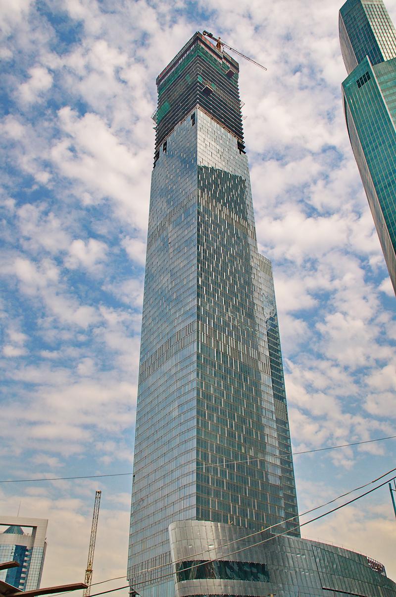 OKO - Residential Tower - The Skyscraper Center