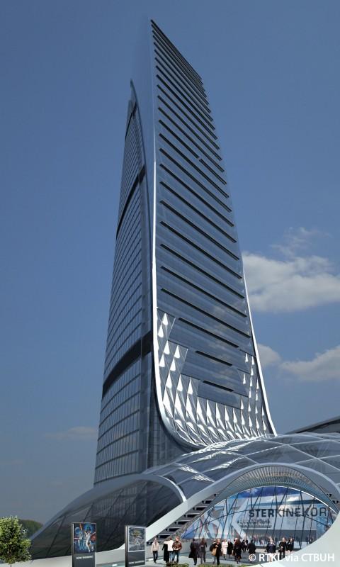 One Liberty Tower (Sandton City) - The Skyscraper Center