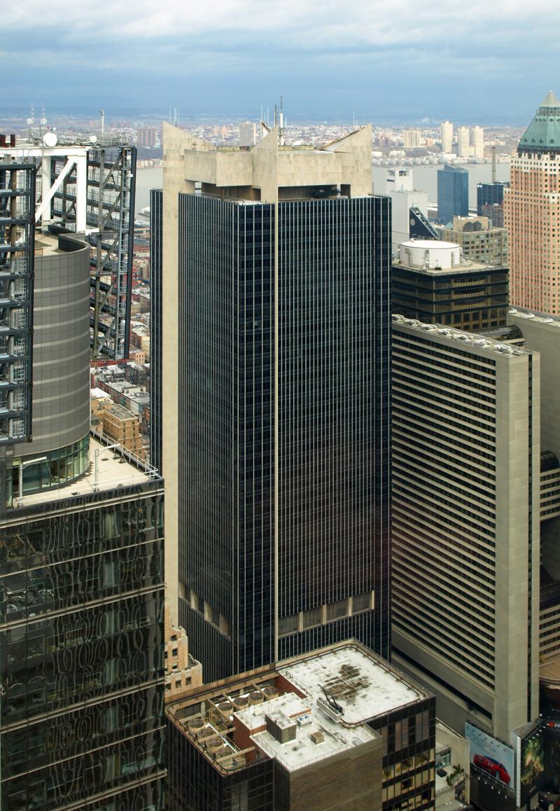 One Astor Plaza - The Skyscraper Center