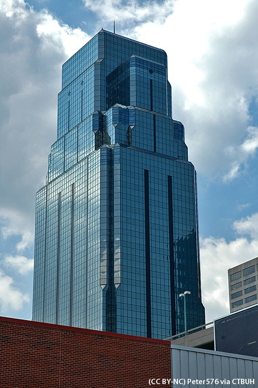 One Kansas City Place The Skyscraper Center