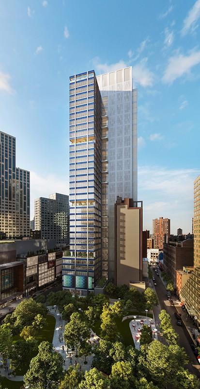 Home Spa Design Ideas: The Skyscraper Center