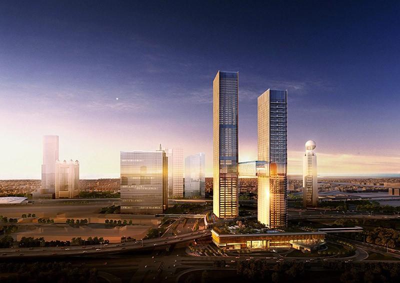 One Za'abeel Tower 1