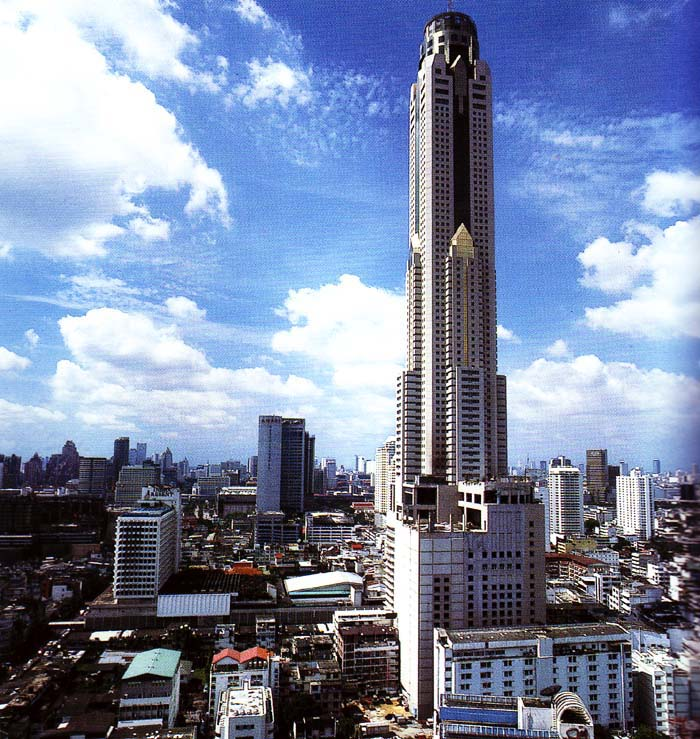 Baiyoke Tower II - The Skyscraper Center