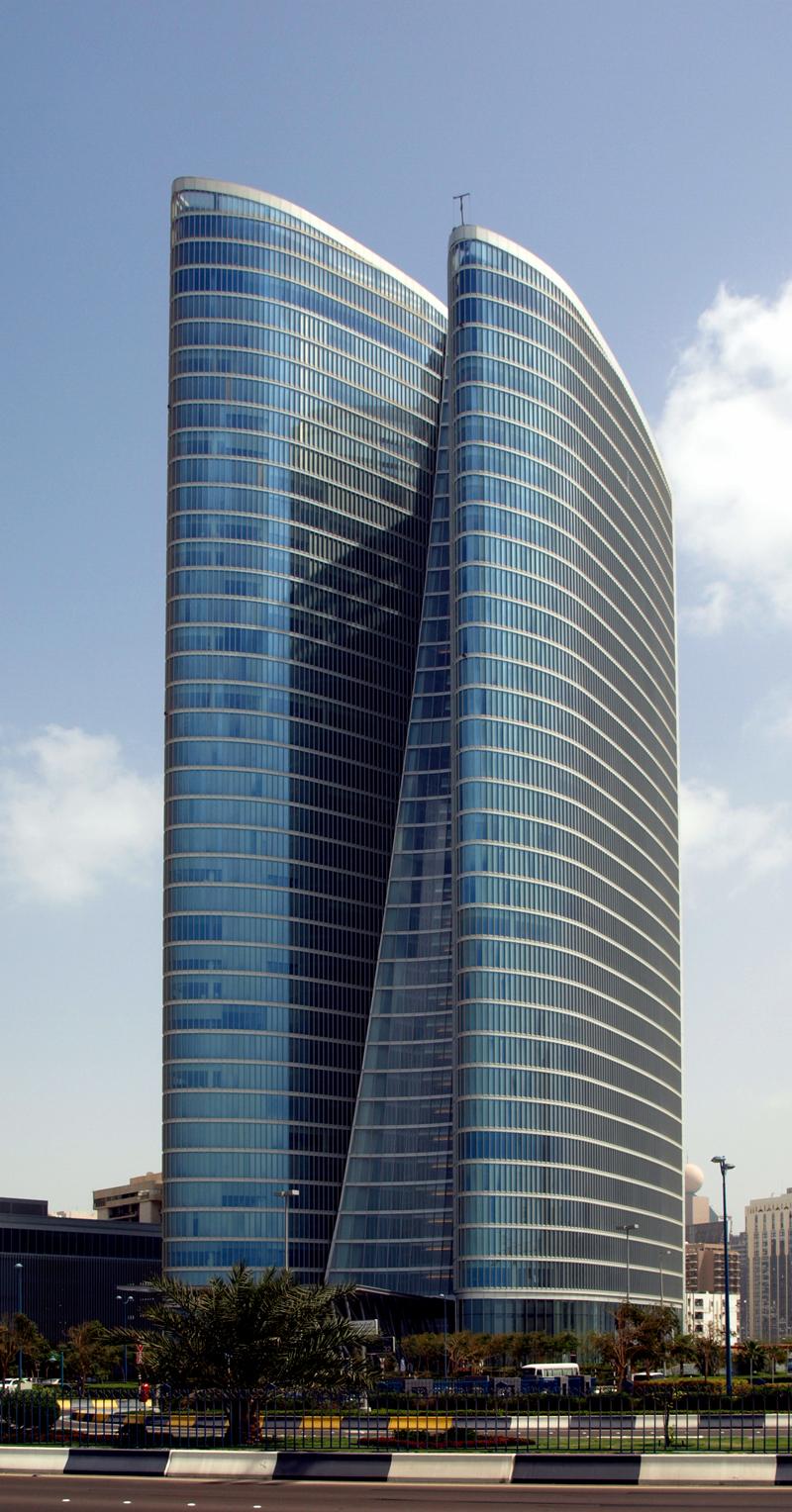 Adia Tower The Skyscraper Center