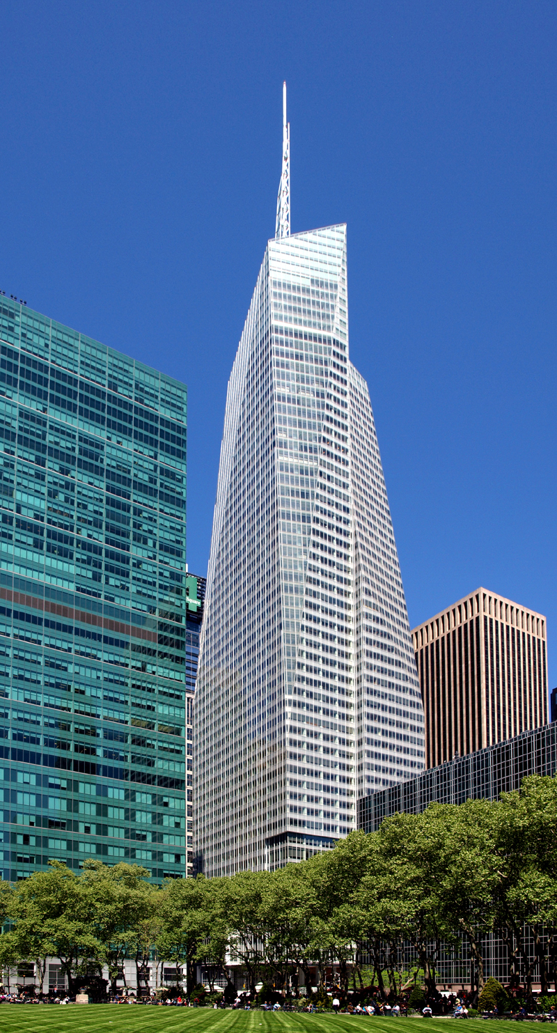 Image result for Bank of America Tower