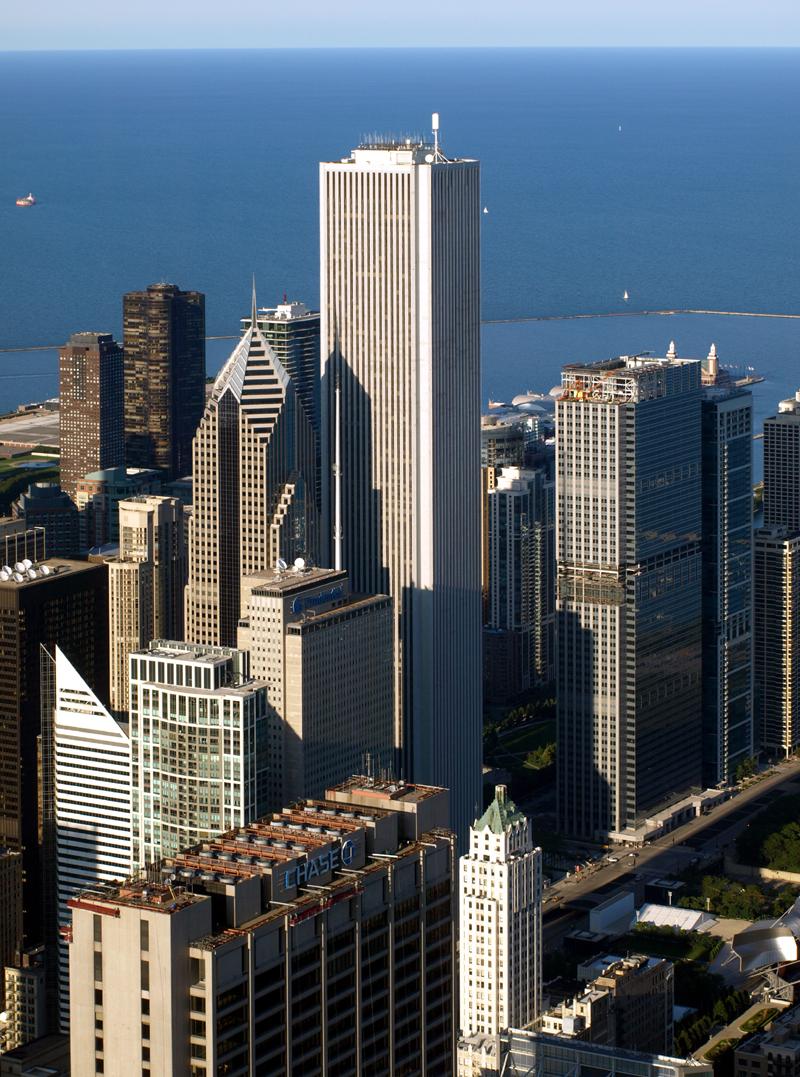 Aon Center - The Skyscraper Center
