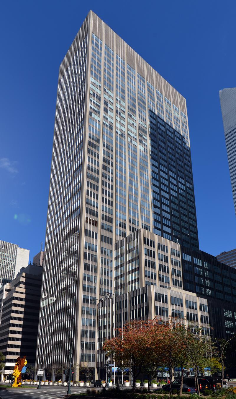 399 Park Avenue The Skyscraper Center