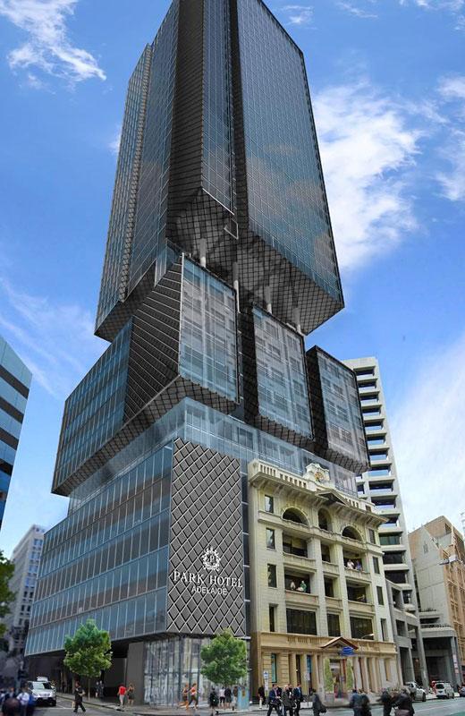 Park Hotel - The Skyscraper Center